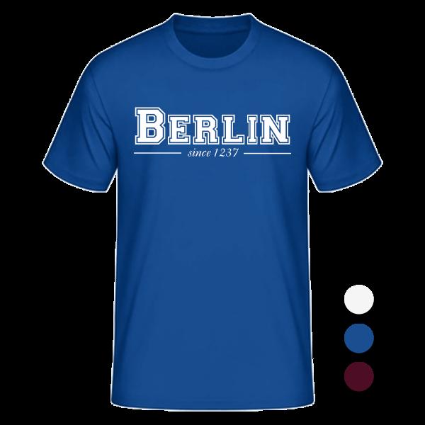 T-Shirt College Berlin since 1237