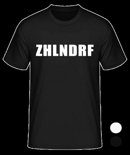 T-Shirt Konsonanten Zehlendorf