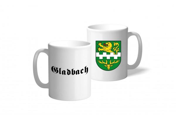 Tasse Wappen: Gladbach