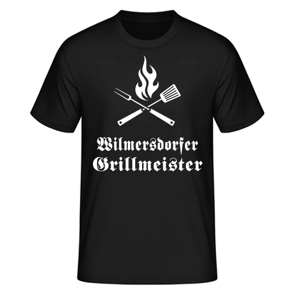 Wilmersdorfer Grillmeister T-Shirt