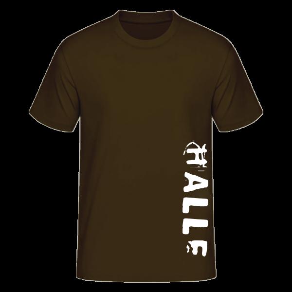 T-Shirt Halle (Motiv: Slam)