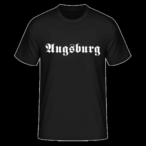 """Unisex T-Shirt Altdeutsch """"Augsburg"""""""