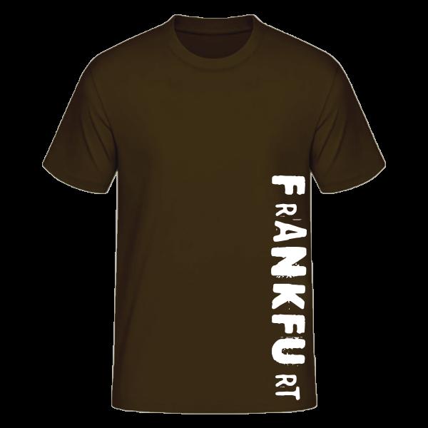 T-Shirt Frankfurt (Motiv: Slam)