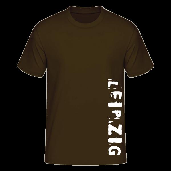 T-Shirt Leipzig (Motiv: Slam)