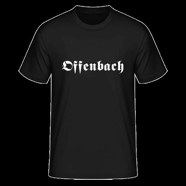 """Unisex T-Shirt Altdeutsch """"Offenbach"""""""