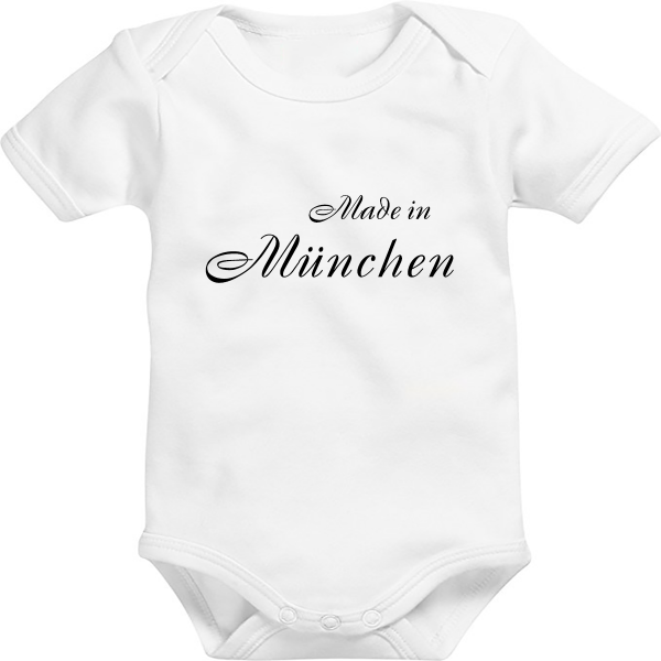 Baby Body: Made in München