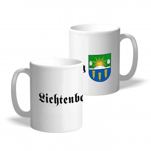 Tasse Wappen: Lichtenberg