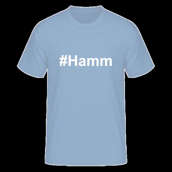 T-Shirt Kurzarmshirt #Hamm