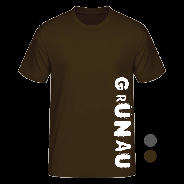 T-Shirt Grünau (Motiv: Slam)