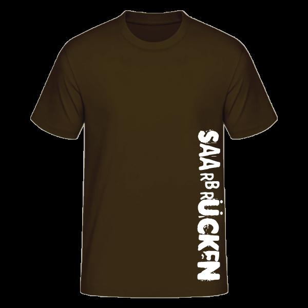 T-Shirt Saarbrücken (Motiv: Slam)