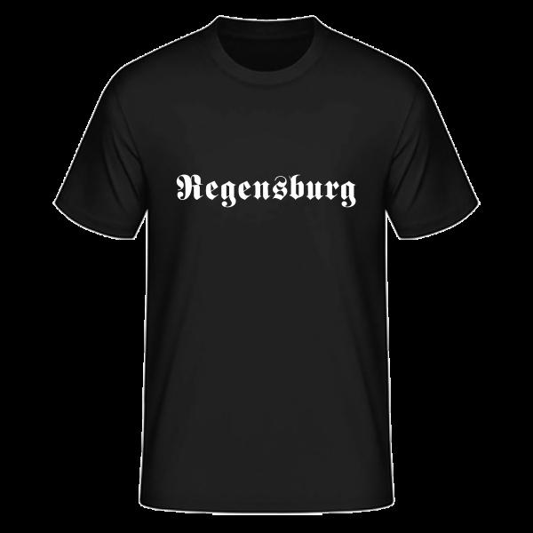 "Unisex T-Shirt Altdeutsch ""Regensburg"""