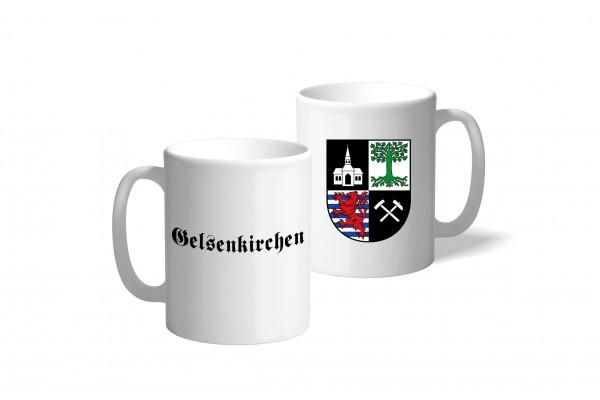Tasse Wappen: Gelsenkirchen