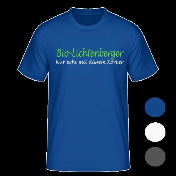 T-Shirt Bio-Lichtenberger