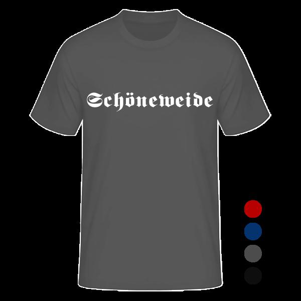 T-Shirt Altdeutsch Schöneweide