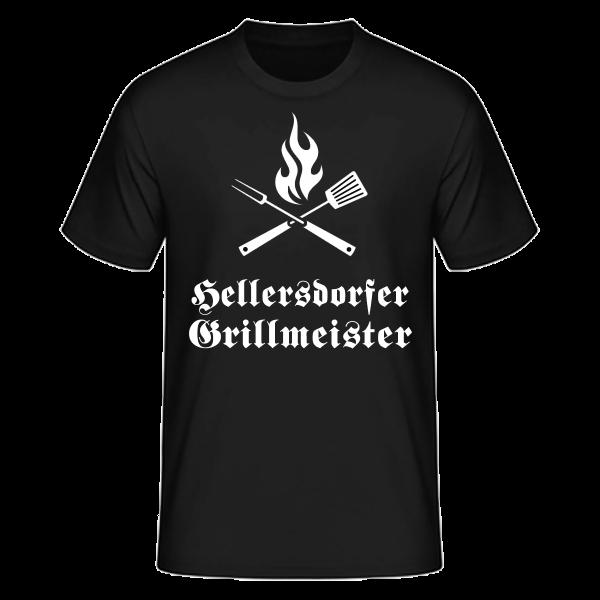 Hellersdorfer Grillmeister T-Shirt
