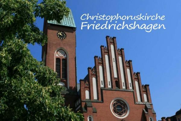 Friedrichshagen- Magnet #2