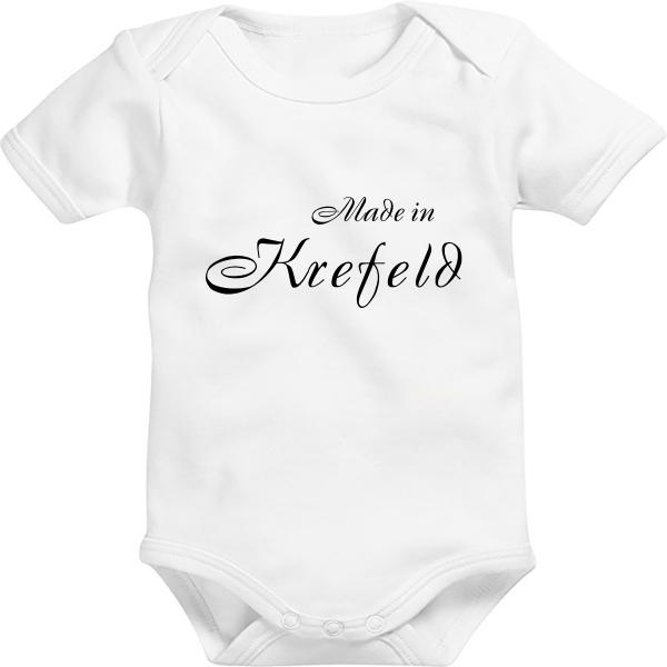Baby Body: Made in Krefeld