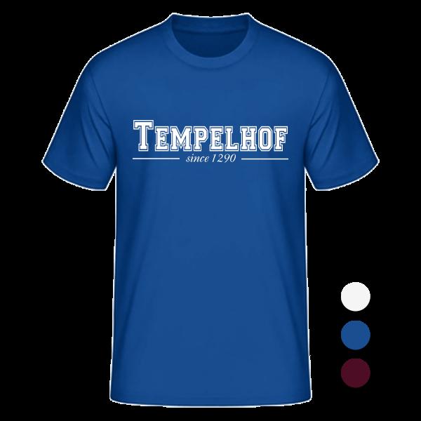 T-Shirt College Tempelhof since 1290