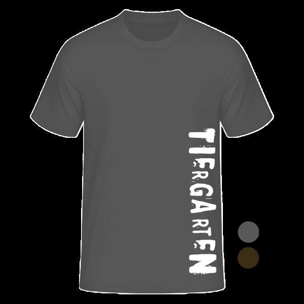 T-Shirt Tiergarten (Motiv: Slam)