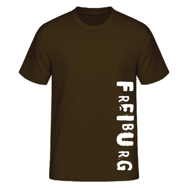 T-Shirt Freiburg (Motiv: Slam)