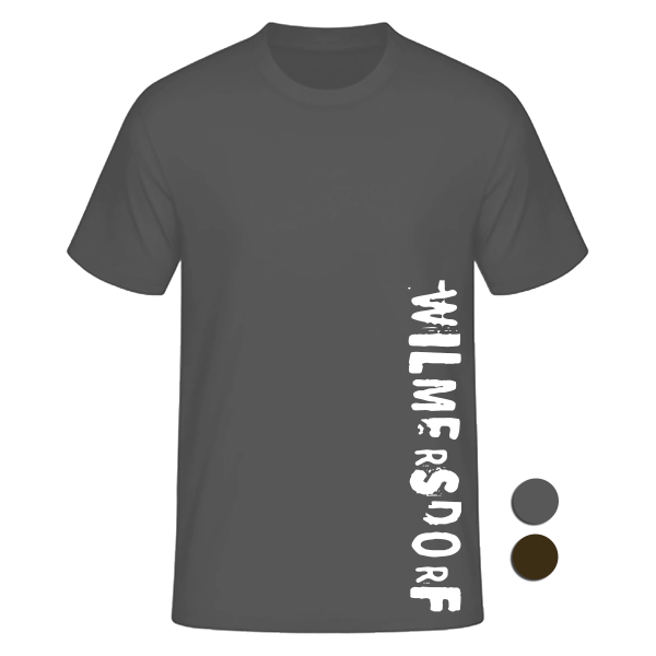T-Shirt Wilmersdorf (Motiv: Slam)