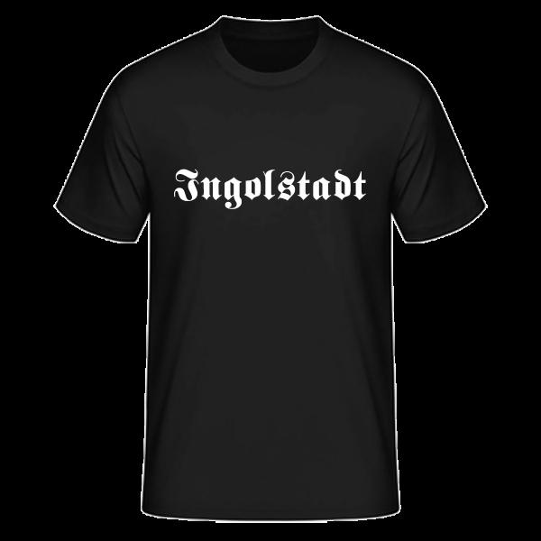 """Unisex T-Shirt Altdeutsch """"Ingolstadt"""""""