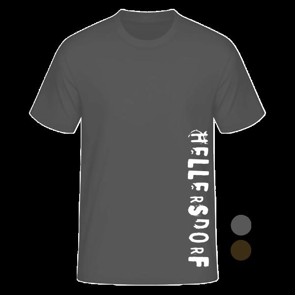 T-Shirt Hellersdorf (Motiv: Slam)