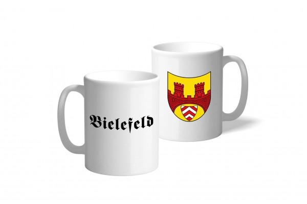 Tasse Wappen: Bielefeld