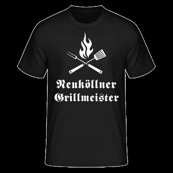 Neuköllner Grillmeister T-Shirt
