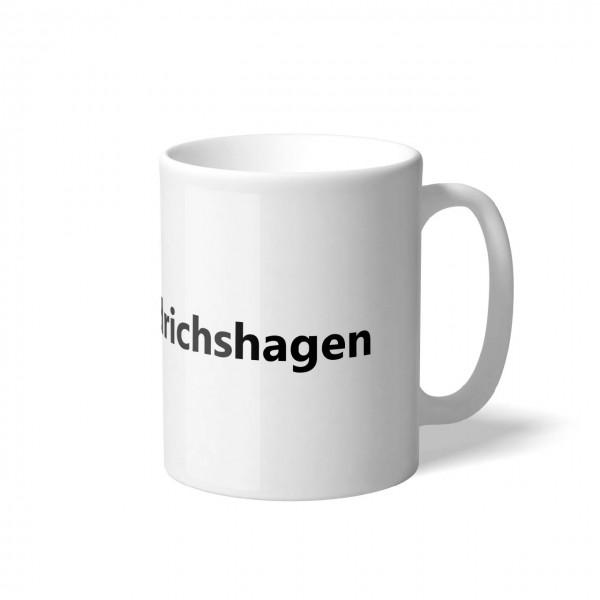 Tasse #Friedrichshagen