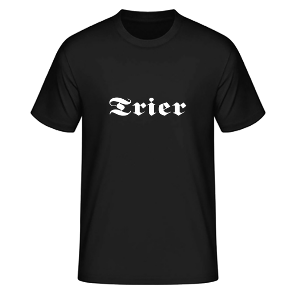 "Unisex T-Shirt Altdeutsch ""Trier"""
