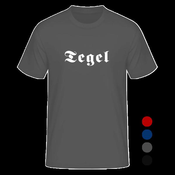 T-Shirt Altdeutsch Tegel