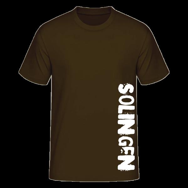 T-Shirt Solingen (Motiv: Slam)