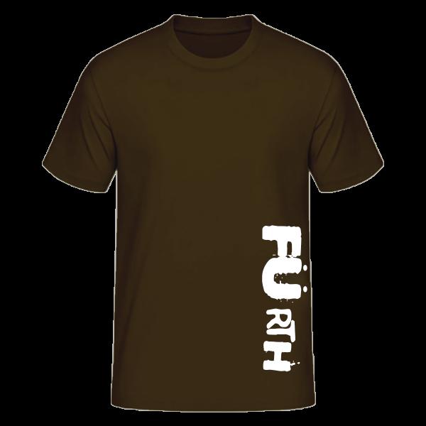 T-Shirt Fürth (Motiv: Slam)