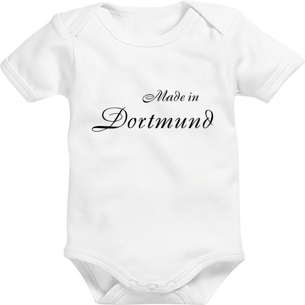 Baby Body: Made in Dortmund