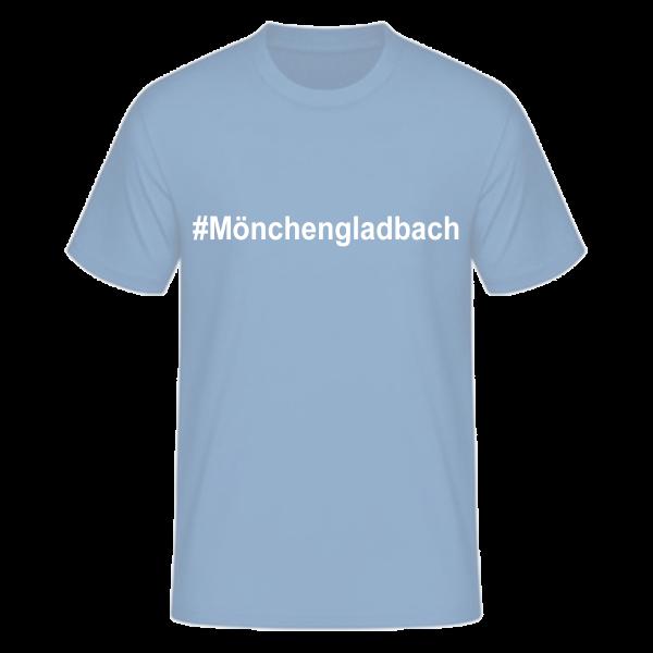 T-Shirt Kurzarmshirt #Mönchengladbach