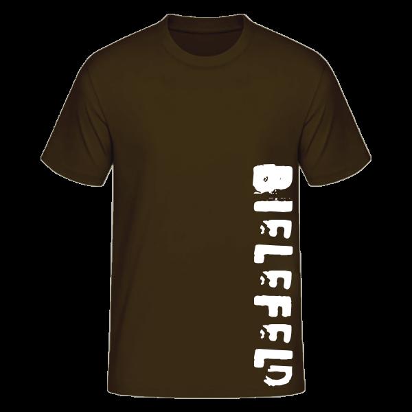 T-Shirt Bielefeld (Motiv: Slam)