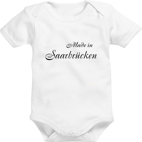 Baby Body: Made in Saarbrücken