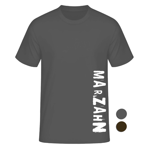 T-Shirt Marzahn (Motiv: Slam)