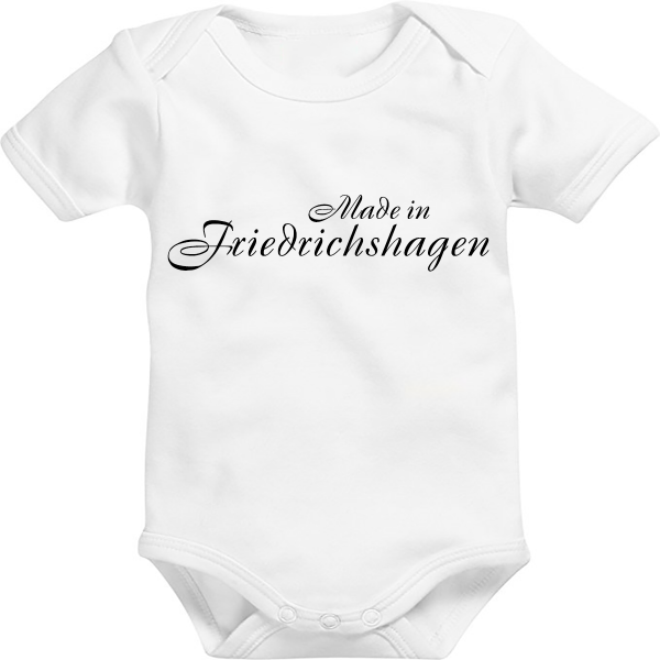 Baby Body: Made in Friedrichshagen