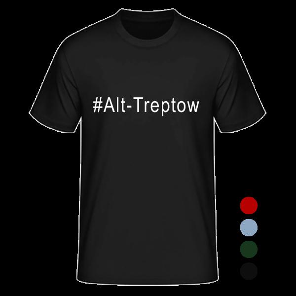 T- Shirt/ Kurzarmshirt #Alt-Treptow