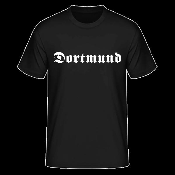 """Unisex T-Shirt Altdeutsch """"Dortmund"""""""
