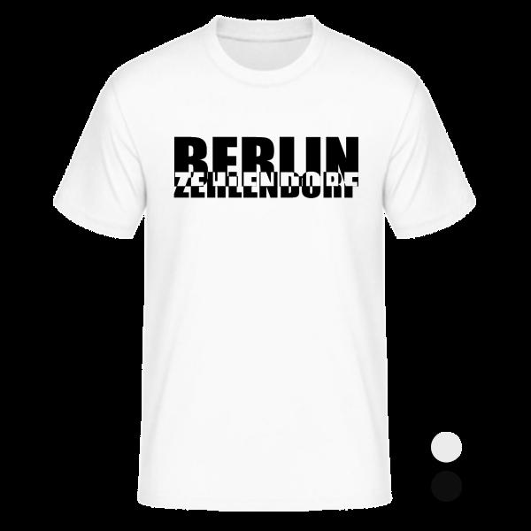 T-Shirt Zehlendorf Schachbrett
