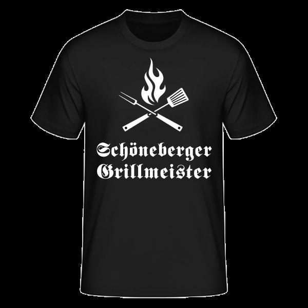 T- Shirt Schöneberger Grillmeister
