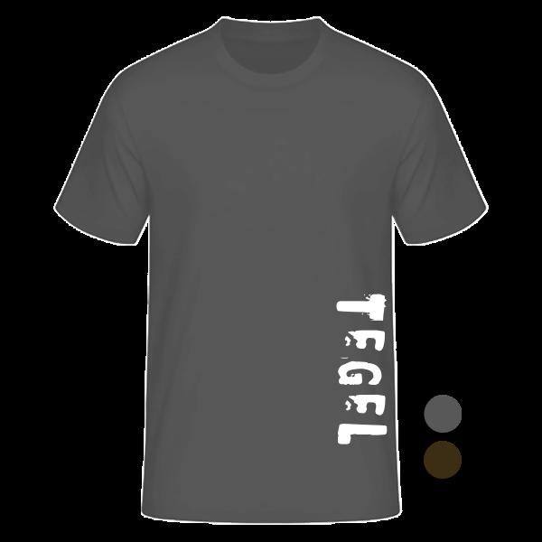 T-Shirt Tegel (Motiv: Slam)