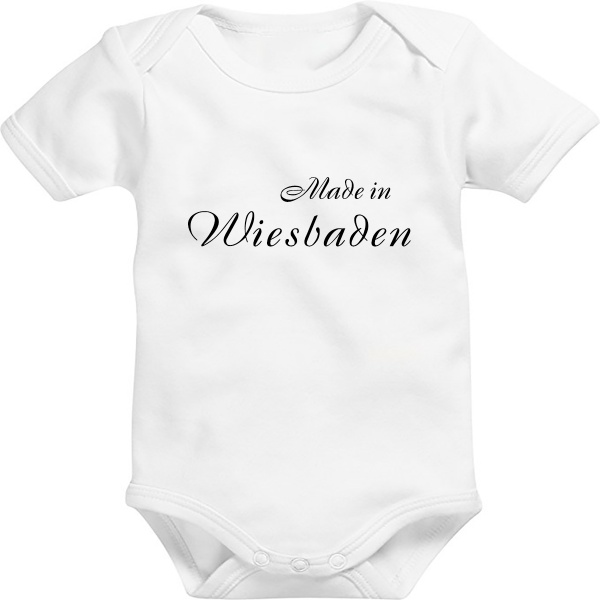 Baby Body: Made in Wiesbaden