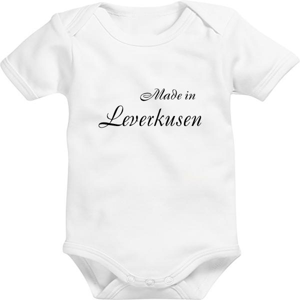 Baby Body: Made in Leverkusen
