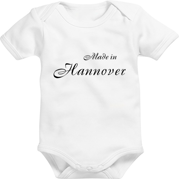Baby Body: Made in Hannover