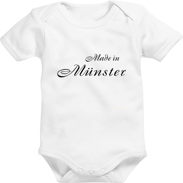Baby Body: Made in Münster