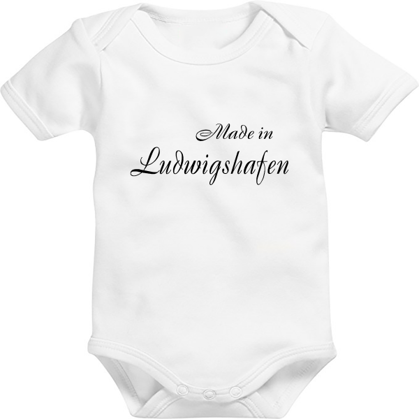 Baby Body: Made in Ludwigshafen